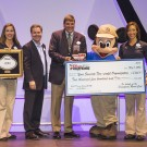 Disneyland Resort Names 2013 VoluntEARS of the Year