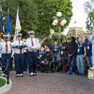 Disneyland Resort Salutes Military Heroes with Gary Sinise Foundation