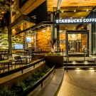 Starbucks Opens at Downtown Disney District