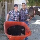 Circle D Ranch Cast Members Commit to Composting