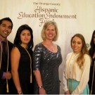 Disneyland Resort Recognized for Helping Grant Scholarships to Hispanic Students for More Than 20 Years
