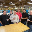 Cast Members Graduate from Machinist Program at Fullerton Community College