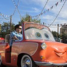 Luigi's Rollickin' Roadsters to Debut in Cars Land March 7