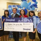 Million Dollar Dazzle Crew Surprises Segerstrom Center for the Arts with $60,000