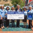 Disneyland Resort Donates $60,000 to Pacific Marine Mammal Center in Laguna Beach, California on Earth Day
