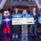 Disneyland Resort Wraps Up Million Dollar Dazzle with $60,000 Donation to Project Access