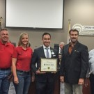 Norco Gives Circle D Business Appreciation Honor