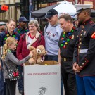 Donate to Toys for Tots at Downtown Disney District Dec. 2 and 3
