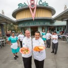 Walt Disney Parks and Resorts Receives Honors for Allergy-Friendly Fare