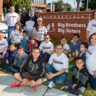 Big Brothers Big Sisters of America Chapters Host Family Volunteer Activities, Earn Disney Parks Tickets