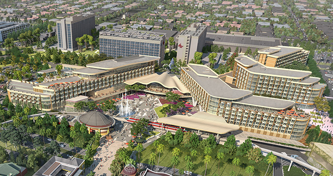 New Hotel, Parking Enhancements Coming to the Disneyland Resort