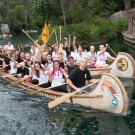Disneyland Resort Canoe Races Celebrate 50 Years of Cast Camaraderie