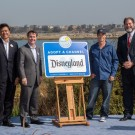 Disneyland Resort, Wyland Help Launch Adopt A Channel Program