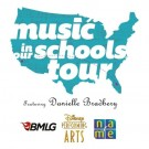 The Voice Winner Danielle Bradbery Kicks Off Music In Our Schools Month with National Bus Tour to Raise Awareness for Music Education