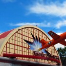Disneyland Resort Donates Model Plane to Air Museum