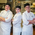 Cast Members Complete Culinary Apprenticeship