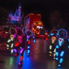 """""""Paint the Night"""" is First Disney Parks Parade to Offer Audio Description and Handheld Captioning for Guests with Visual or Hearing Disabilities"""