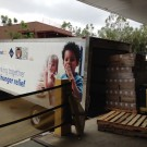 """Food from """"Cast Appreciation Week"""" Donated to Second Harvest Food Bank"""