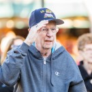 """Disneyland Resort Honors Andy Fitzgerald, Veteran Portrayed in """"The Finest Hours"""""""