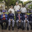 Disneyland Resort Honors Tuskegee Airmen from World War II